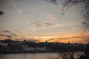 Bâle, Suisse - 6 janvier