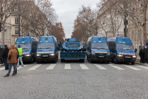 Place Charles-de-Gaulle, Paris - 12 janvier