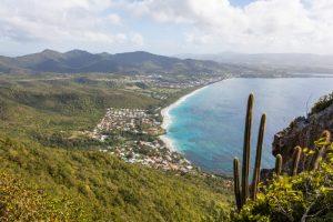 Plage du Diamant, Martinique - 27 janvier