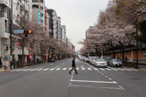 Tokyo, Japon - 25 mars