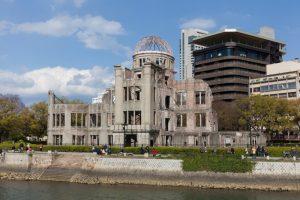 Dôme de Genbaku, Hiroshima, Japon - 31 mars