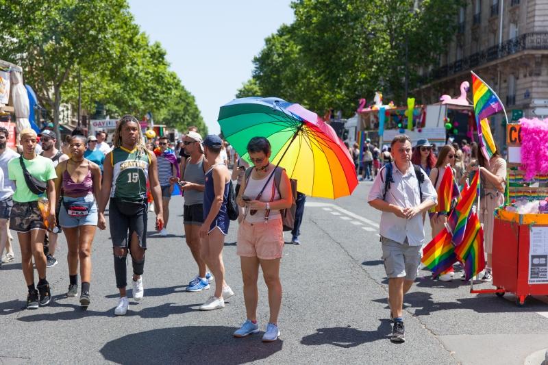 Marche des fiertés – 29 juin 2019