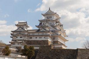 Château d'Himeji, Himeji, Japon - 2 avril