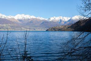 Lac de Côme, Italie - 2 avril