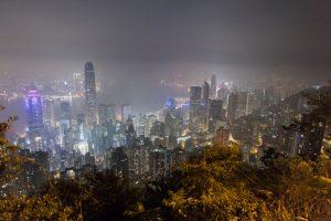 The Peak, Hong-Kong - 5 avril