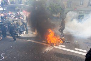 Boulevard Saint-Marcel, Paris - 1 mai