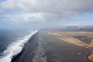 Sólheimafjara, Islande - 12 mai