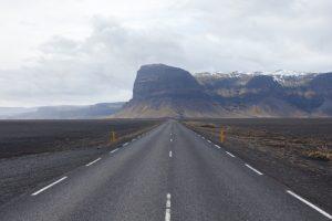 Route 1, Islande - 12 mai