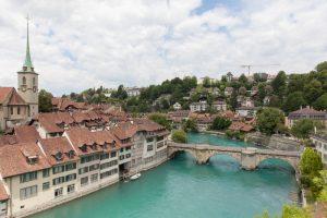 Berne, Suisse - 12 juillet