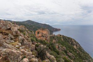 Calanques de Piana, Corse - 4 septembre