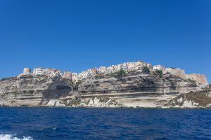 Bonifacio, Corse - 8 septembre