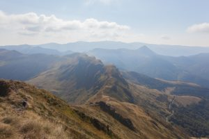 Puy Mary, Cantal - 13 septembre