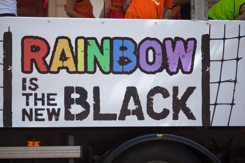 Marche des fiertés  – 27 juin 2015