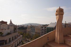 La Pedrera, Barcelone - 19 octobre