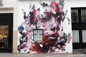 Rue de Turenne, Paris - 22 décembre
