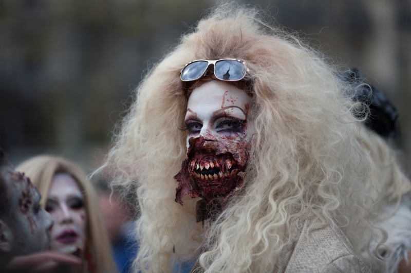 Zombie Walk Paris – 12 octobre 2013