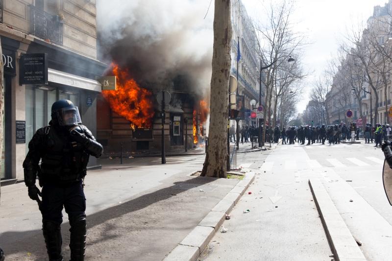 Manifestation des Gilets Jaunes – Acte XVIII – 16 mars 2019
