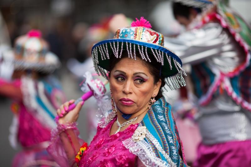Carnaval de Paris – 2 mars 2014