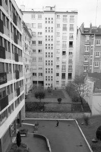 Confinement, jour 2, Paris - 18 mars
