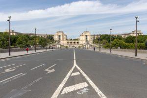 Pont d'Iéna, Paris - 12 mai