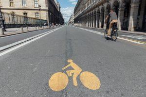 Rue Rivoli, Paris - 13 juin