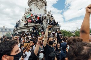 Place de la République, Paris - 13 juin