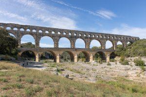 Pont du Gard, Gard - 1 septembre