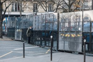Place du Trocadéro et du 11 Novembre, Paris - 21 novembre
